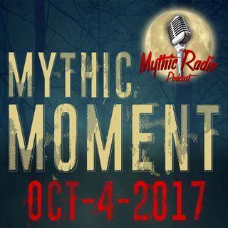 A Witch In Chicago: Origin of Phantom Mothman Sightings? 10/4/2017