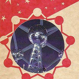 Blue Atomium