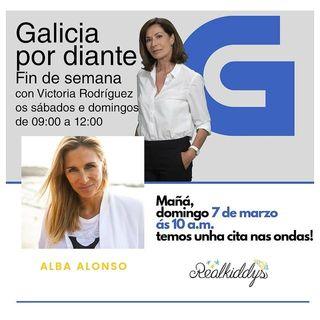Entrevista a Alba Alonso de Realkiddys sobre menores, redes, bullying e sexting