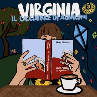 Virginia legge... Il cacciatore di aquiloni