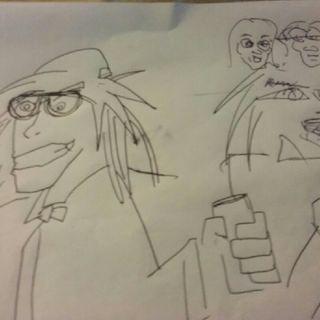Dr D rail And Dr Cookie Punkin fest Part 3