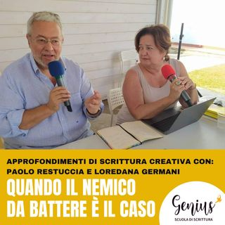 """""""Quando il nemico da battere è il caso"""" di Loredana Germani e Paolo Restuccia"""