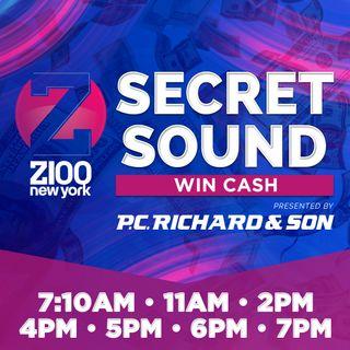 Z100 Secret Sound