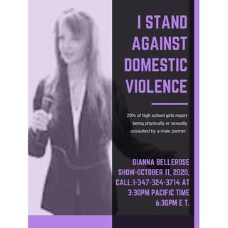 Empowering and Inspiring Women Globally- October Domestic Violence Prevention