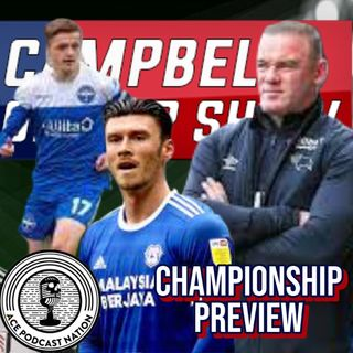 Sky Bet Championship 21-22 Preview | Andy Campbell Championship Show | S03E01