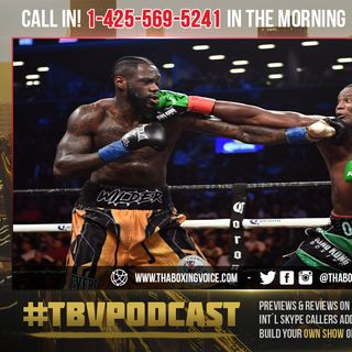 ☎️Wilder vs Ortiz II reportedly in Nov – What Does This Mean for Fury Rematch❓