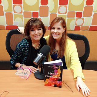 Cautiva con una voz persuasiva... Escucha a Pamela Jean, especialista en comunicación asertiva.