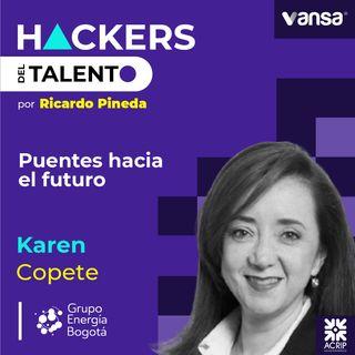 106. Puentes hacia el futuro - Karen Copete (GEB) - Lado A