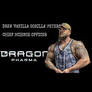 008 - Drew Peters from Dragon Pharma