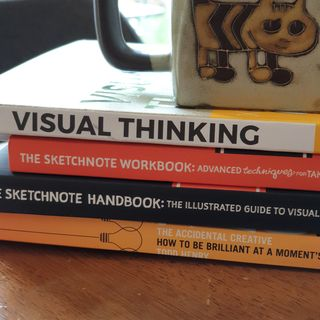 Leaning Into Sketchnoting E497