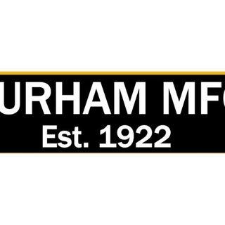 Dunham Manufacturing  - Blueprint: 619-768-2945