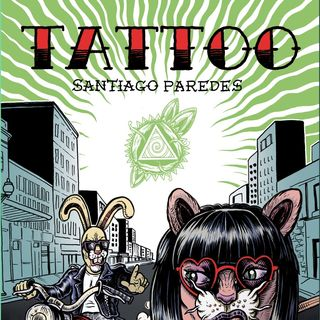 BB37 Tattoo. Santiago Paredes