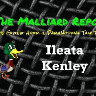 SPECIAL HOST JIM MALLIARD GUEST ILEATA KENLEY PARANORMAL/GENEALOGICAL RESEARCHER