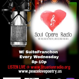 SOUL OPERA W/ SUITEFRANCHON - REPLAY EP1 & EP2