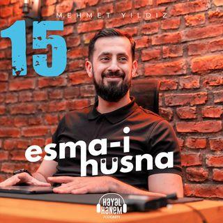 İLK İNSAN NASIL OLUŞTU - Mektubat-ı Samedaniye - ESMA-İ HÜSNA 4 - İSMİ FERD 5 | Mehmet Yıldız