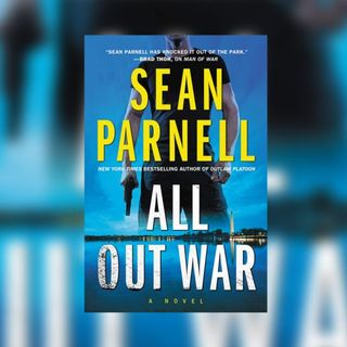 Sean Parnell Releases All Out War
