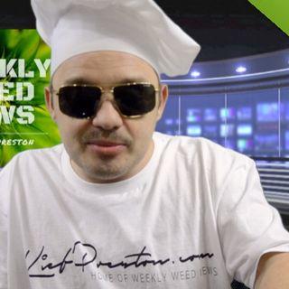 Weekly Weed News 2.0 W/ Kief Preston - Episode 39 - December 9th 2018