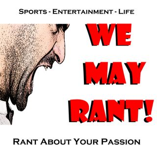 We May Rant: Episode 23 (NOT 24, Sorry) Walking Garbage, Black Mirror, Punisher, and Thor