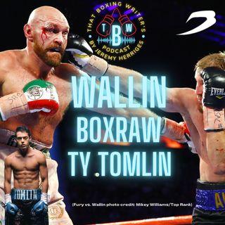 Ep. 2: Boxing Mental Health, Heavyweight Drama, Boxing Fashion, and Short Fuse