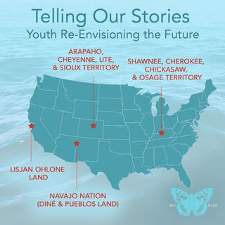 Telling Our Stories: Youth Re-Envisioning the Future, Ep. 34