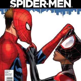 Pseudo Short 14- Spider-Men II Issue #1 Review