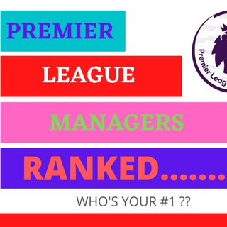 FB4 Daily - The Managers League Table