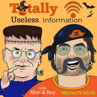 TUI Hallowe'en Special Podcast