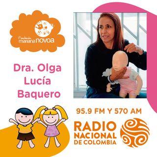Radio Nacional - Entrevista Doctora Olga Lucia Baquero