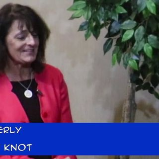 Unraveling the Trinity Knot with Author Donnalee Overly: an interview on the Hangin With Web Show