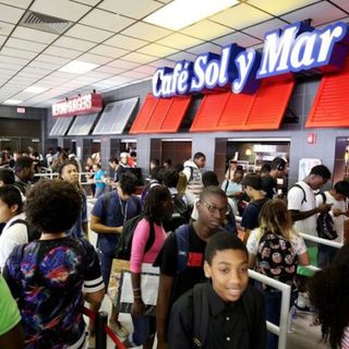 Episode 66: Trending: Food Courts