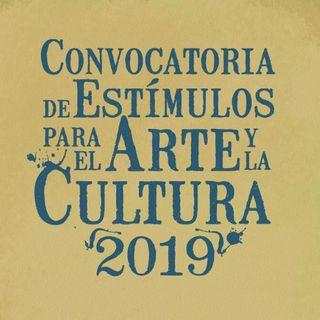 020. Convocatorias de Estímulos para el Arte y la Cultura Fase I 2019