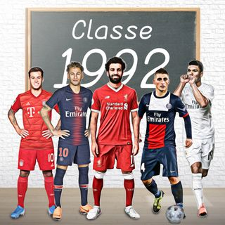 #19 La classe 1992