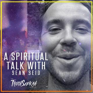 Spiritual Awakening, Poetry and Psychedelics | Sean Seid
