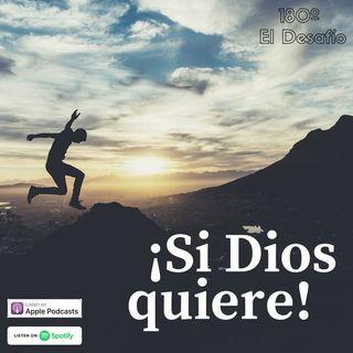 ¡Si Dios quiere!