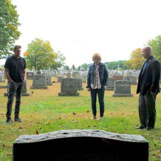 6 - Stolen Flowers at Sheila's Grave