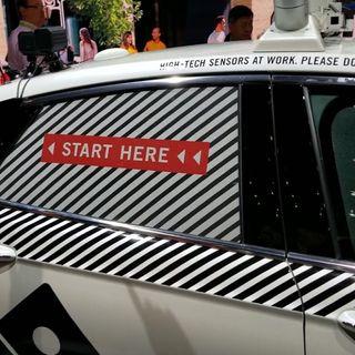 Ford presenta proyecto piloto de delivery con vehículos autónomos