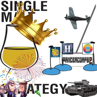 Single Malt Strategy 51: Panzer Corps 2 Preview & BSG Deadlock Ghost Fleet Offensive