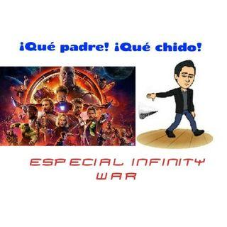 Especial Avengers Infinity War (Sin Spoilers)