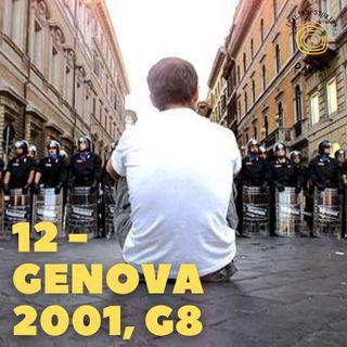 12 – Genova 2001, G8