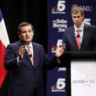 The Cruz- O'Rourke SMU Debate