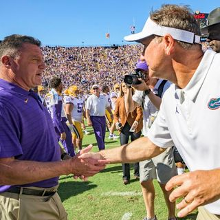 #198 LSU's replacement, should Dan Mullen be on the hot seat?