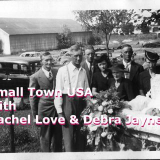 "Small Town USA"" Oops Funeral Service""(5)"