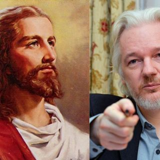 From Jesus Christ to Julian Assange +