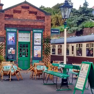 Travelogue Special - Great Central Railway, Loughborough, UK.  Heritage, Trains and wonderful volunteers Ep 7