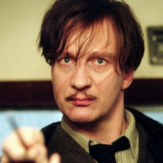 The Story of Remus Lupin