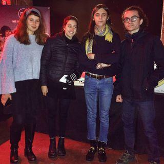 #roma Intervista a Lucio Corsi & Gli Animali