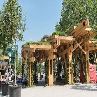#2. Aulas abiertas para nuevos espacios educativos. Santiago Cirugeda [Recetas Urbanas]