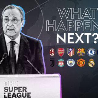 The European Super League Episode 2 - The real talk With Chidinma Season 2