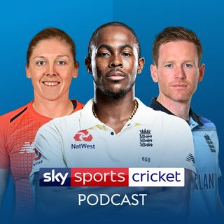Sky Sports Cricket Podcast- 14th June 2014
