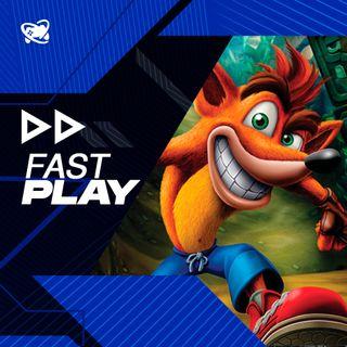Fast Play (08/09): Novo Crash pode ser revelado em breve e notas de Tales of Arise e LiS: True Colors